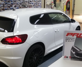 Ramen Blinderen Volkswagen scirocco