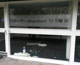 Vlakglasfolie Tilburg